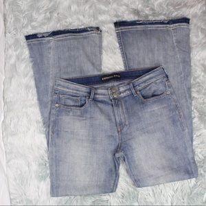 Express Midrise Bellflower Jeans